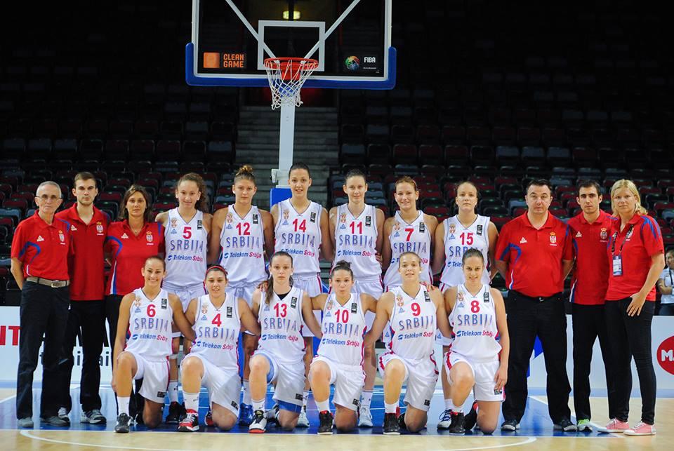 Košarka: U19 reprezentacija Srbije, 2013.
